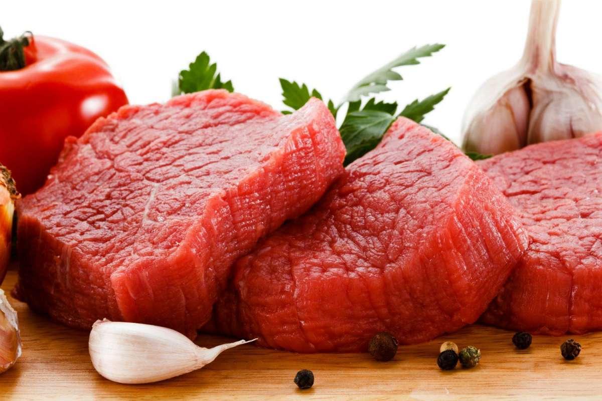 правильное питание мясо рецепт
