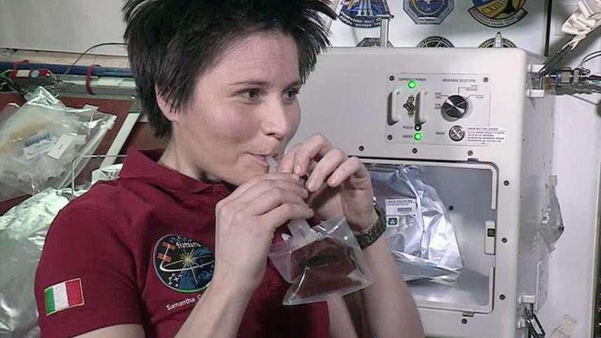 Кофе и космонавты